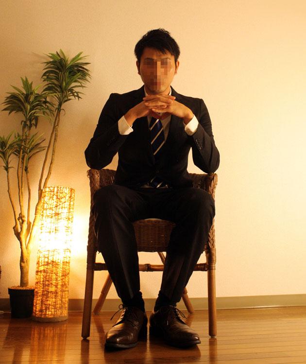 うたたねゲイマッサージ東京店セラピスト阿部裕司