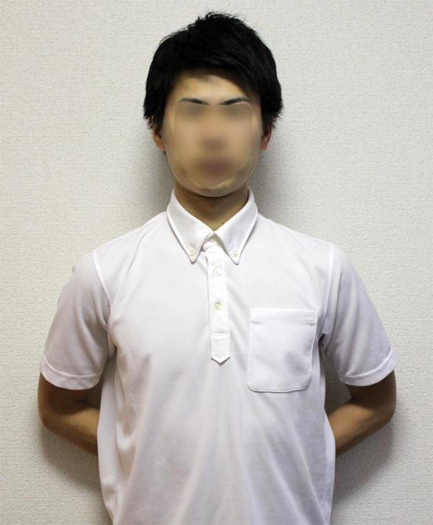 うたたねゲイマッサージ東京店セラピスト佐久間駿(サクマシュン)