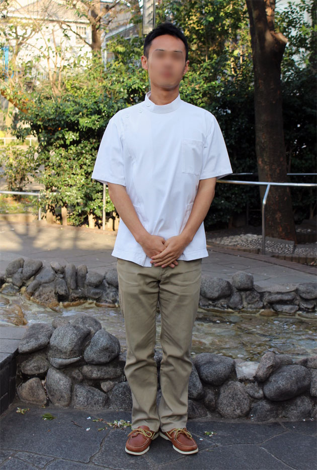 うたたねゲイマッサージ東京店スタッフスタッフ 長谷川 瑞希 (ハセガワ ミズキ)