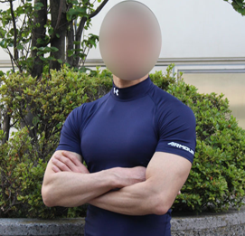 うたたねゲイマッサージ東京店門脇 善治 (カドワキ ヨシハル)