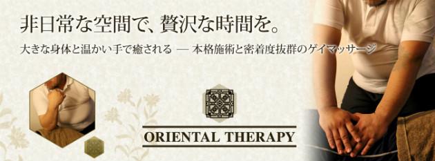東京ゲイマッサージBodyTherapyフラン