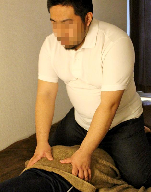 うたたねゲイマッサージ東京店ゲイマッサージ川上俊吾